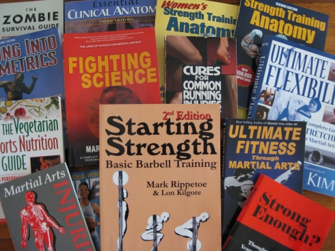 """""""Strong people are harder to kill than weak people, and more useful in general.""""  Mark Rippetoe, <em>Strong Enough?</em>, p. 157"""