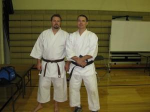 Alex Parks and Robert Miller