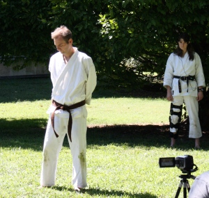 Karate ACL Brace